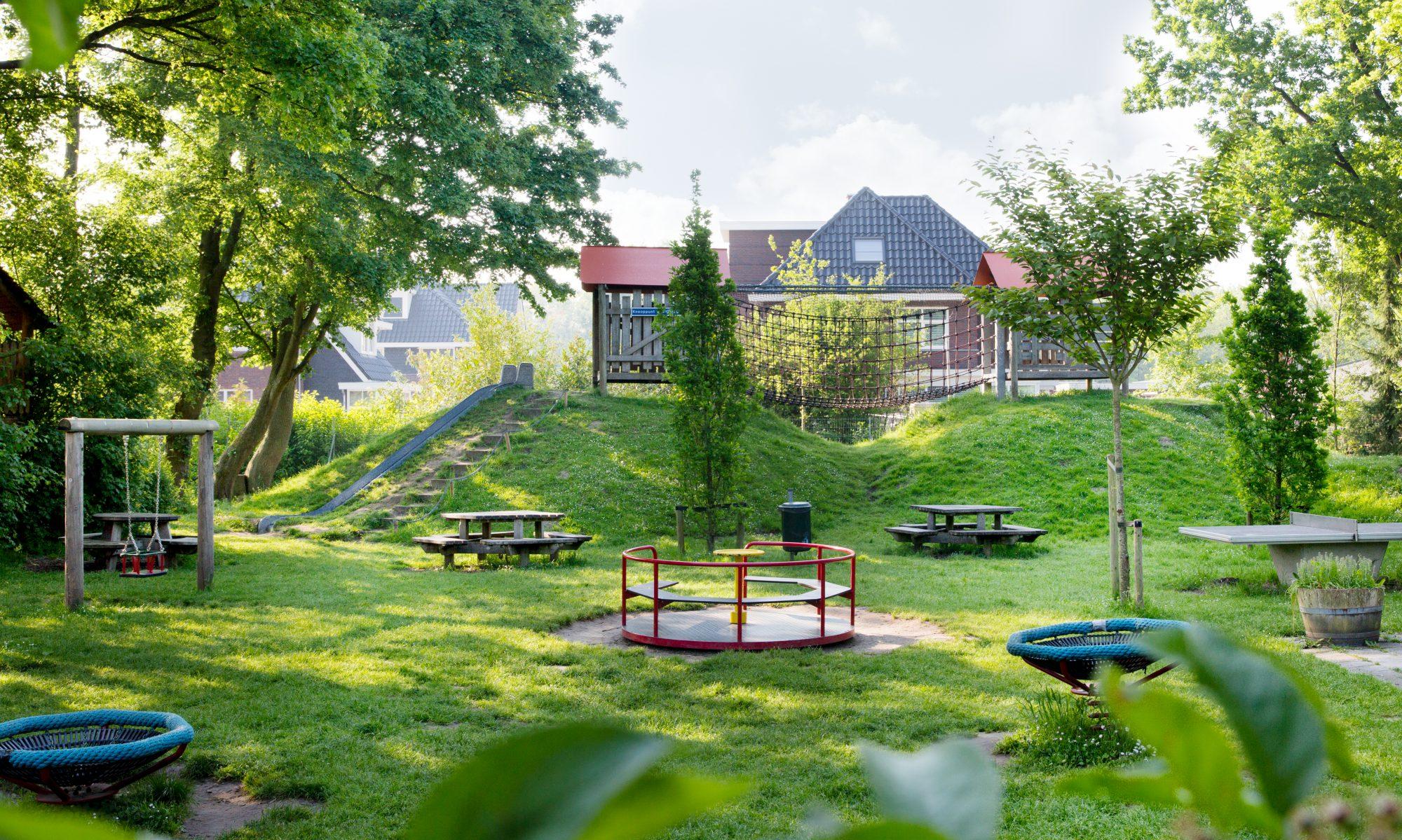 Speeltuinvereniging De Oranjetuin